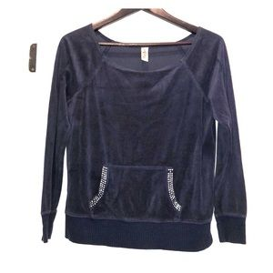 Victorias secret plush and lush top